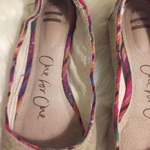 Toms Shoes - Toms flats 6.5